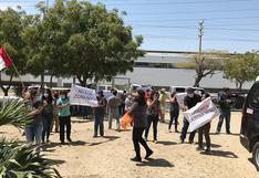 Con protesta piden erradicar la prostitución en Piura