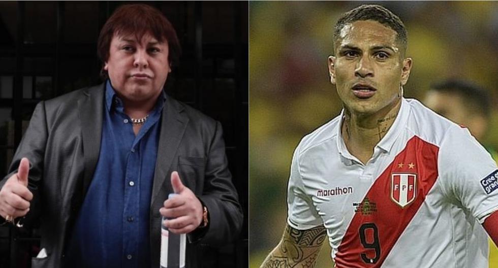 """Richard Swing: """"Si Paolo Guerrero fue al Mundial, es por mí"""" (VIDEO)"""