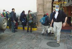 Actores de Transformers llegan en su totalidad a Cusco para iniciar rodaje (VIDEO-FOTOS)