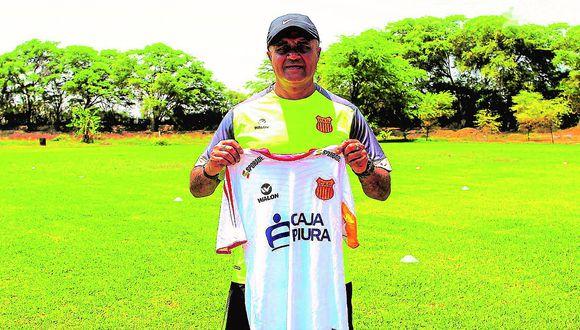 """Rafo Castillo: """"Estaremos al 100% para los partidos de la Liga 1"""""""
