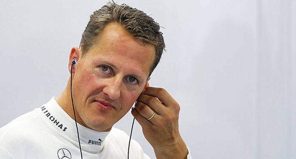 Testamento de Schumacher supera los mil millones de dólares