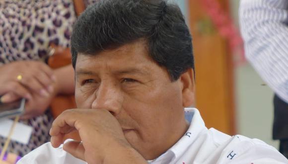 Investigación a Javier Gallegos por lavado de activos sigue abierta