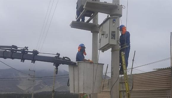Mejorarán el servicio eléctrico a 20 mil habitantes de Virú