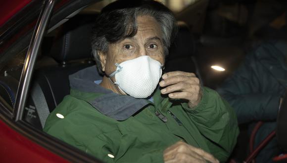 El expresidente Alejandro Toledo, se encuentra en Estados Unidos bajo arresto domiciliario a la espera de que se defina el pedido de extradición en su contra por el Caso Odebrecht. (Foto: EFE)