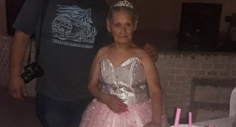 Anciana (Foto: EL Horizonte)