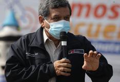 Hernando Cevallos: desde el 15 de noviembre personal de salud debe tener vacuna completa contra la COVID-19