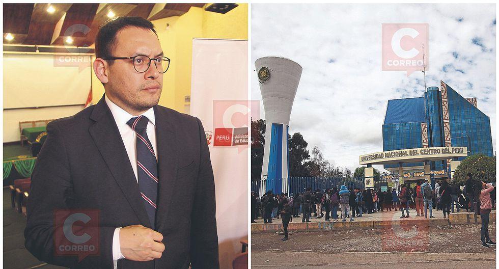 Especialistas dialogan sobre una nueva  'Ley del Docente de la  Universidad Pública en Perú'