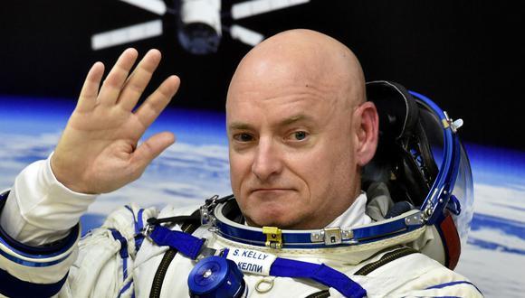 Estados Unidos: Astronauta regresa a la tierra tras un año en el espacio