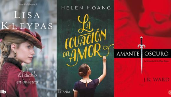 El club literario Leo Romántica Perú nos da algunas recomendaciones para leer en el día de San Valentín.
