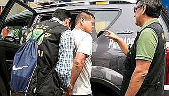 Detienen a sospechosos de robo y extorsión