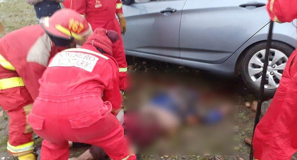 Conductor atropella a mujer y la arrastra más de 50 metros