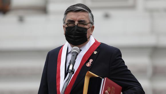 """El vocero de la bancada de Perú Libre expresó su confianza en que la elección de la Mesa Directiva se hará """"democráticamente"""" entre las tres opciones. (Foto: archivo GEC)"""