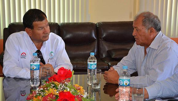 Gobernador Rodríguez advierte posible conflicto por presa Paltuture