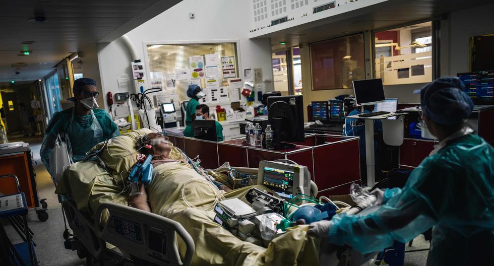 Francia vuelve a batir la cifra de muertos por COVID-19 desde abril