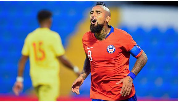 Perú vs. Chile: 'La Roja' presentó su lista de convocados para el amistoso en Lima