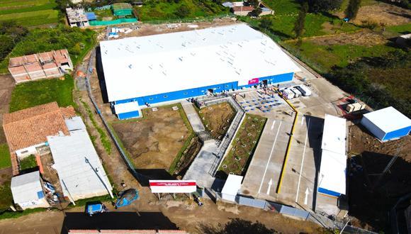 Áncash: En tiempo récord de 47 días, la Autoridad para la Reconstrucción con Cambios (ARCC) ejecutó y equipó Hospital de Contingencia de Yungay. (Foto: ARCC)