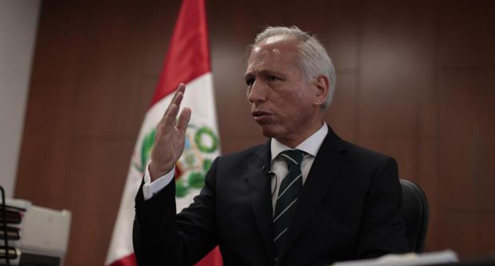 Aldo Vásquez sobre posible investigación a la fiscal de la Nación: Corresponde tomar una decisión por parte de la JNJ