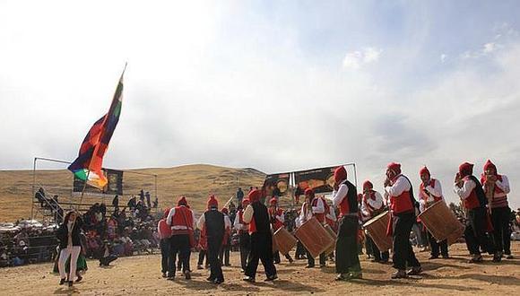 34 conjuntos de sicuris están listos para festividad de la Virgen de Cancharani