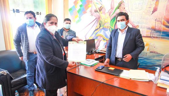 La parlamentaria puneña logró una asignación que supera los 39 millones de soles. (Foto: Difusión)
