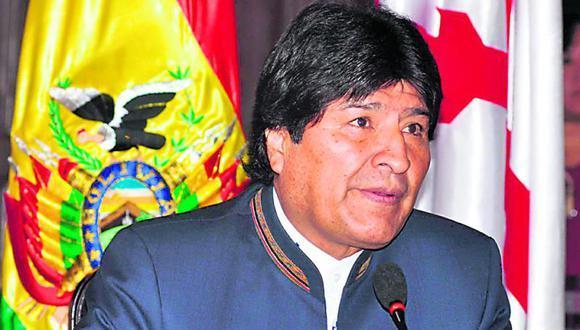 Evo Morales preocupado por violencia machista en su país