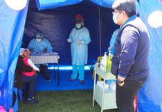 Ya no aplicarán pruebas rápidas en la Red de Salud San Román