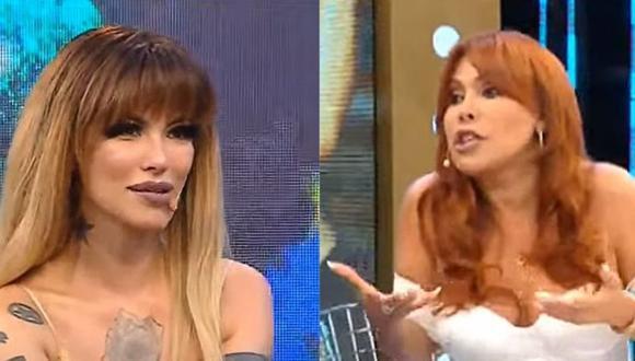 Cielo Liza, la media hermana de Angie Jibaja, dio declaraciones exclusivas al programa de Magaly Medina sobre la modelo.
