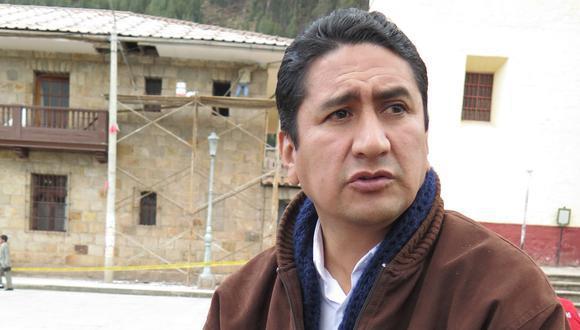Se busca información financiera de Perú Libre y Vladimir Cerrón desde el 2008. (Foto: Archivo GEC)