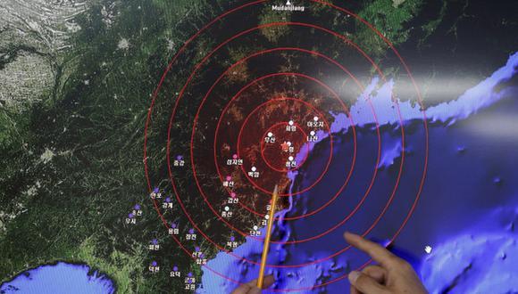 Corea del Norte no probó la bomba de Hidrógeno sino solo algunos componentes