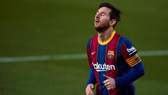 Rivaldo cree que Lionel Messi dejará Barcelona. (Foto: EFE)