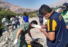 Pescador de 31 años fallece en el río Majes en Arequipa cuando intentaba extraer camarones