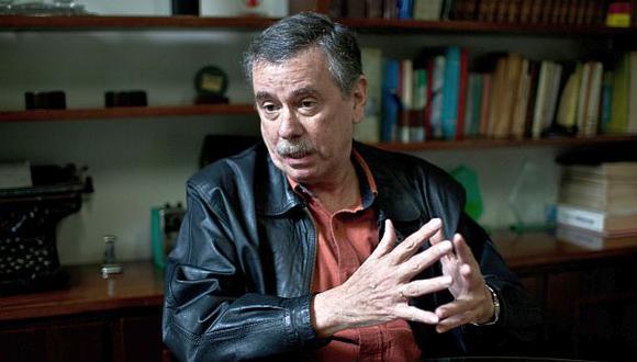 Fernando Rospigliosi, analista político, dio sus percepciones sobre el proceso de vacancia contra Martín Vizcarra.   Foto: GEC