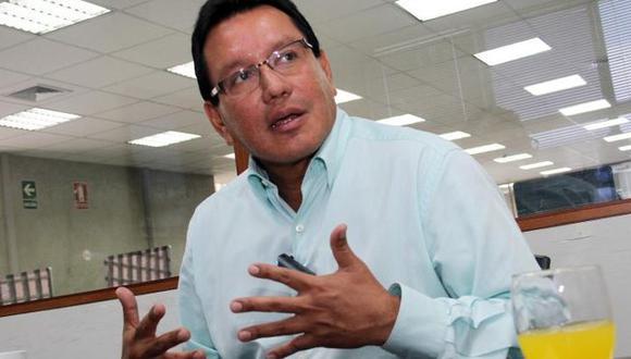 Fiscalía solicita ampliar impedimento de salida del país de Félix Moreno