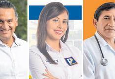 Ica: Los 10 candidatos al Congreso con más votos en la región
