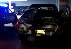 Accidente de tránsito deja dos heridos en la carretera Juliaca-Ayaviri