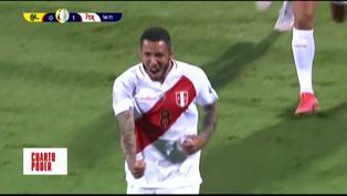 Copa América: Perú vence a Colombia después de 10 años