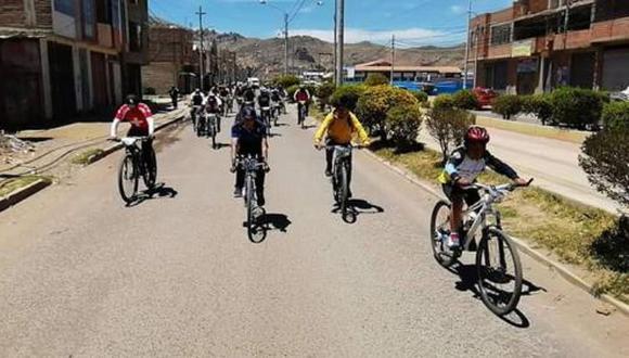 Las entidades públicas y privadas, señala la norma, están obligados a contar con zonas de parqueo para bicicletas.