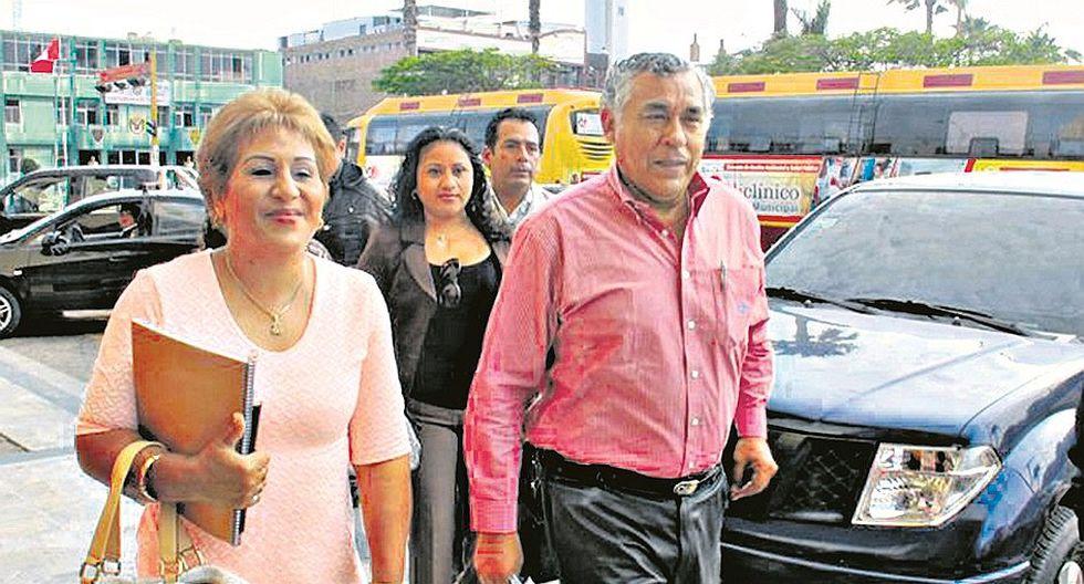 """Espinoza y Cortez serán interrogados por caso """"Semáforos"""""""