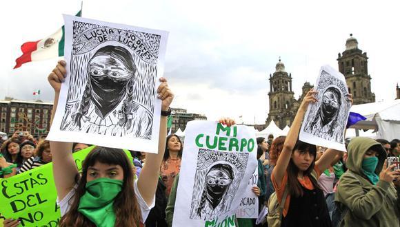 Aborto en México: El debate sobre su despenalización cobra fuerza. (EFE)