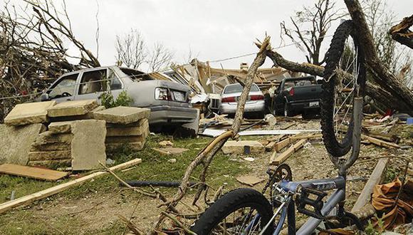 EE.UU.: Tornado en Virginia deja dos muertos