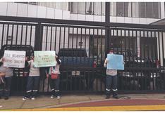 Chimbote: Service del Ministerio Público no paga al personal a cargo