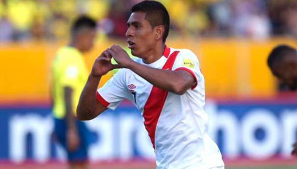 Paolo Hurtado jugará en Unión Española. (Foto: GEC)