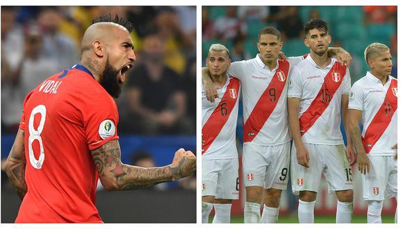 """Arturo Vidal: """"Ante Perú queremos hacer el mejor partido de la Copa América"""""""