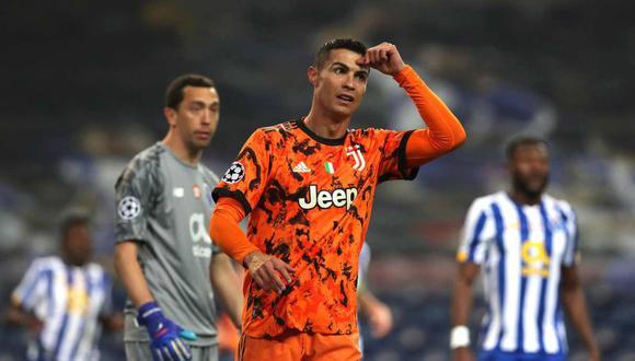 Cristiano Ronaldo se llevó una de las notas más bajas de Juventus. (Foto: EFE)
