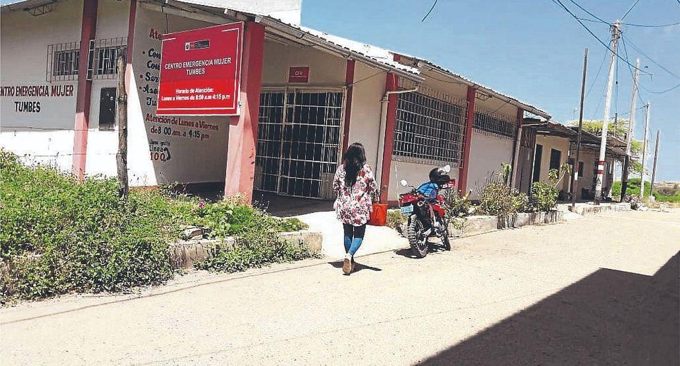 Más de 800 denuncias de violencia en Tumbes