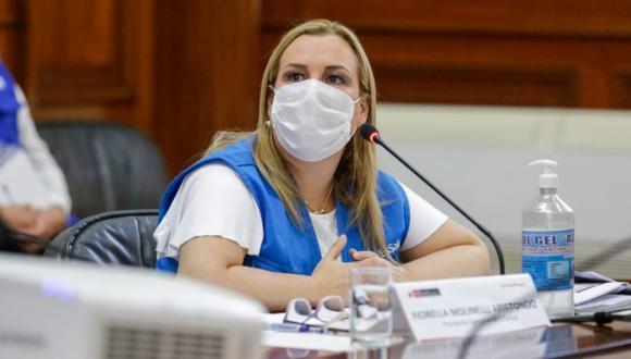 Fiorella Molinelli señaló que todo paciente que ingresa a UCI recibe evaluación y seguimiento médico por parte de un equipo médico.  (Foto: Difusión)