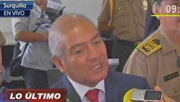 Wilfredo Pedraza respondió a las recientes críticas a su gestión