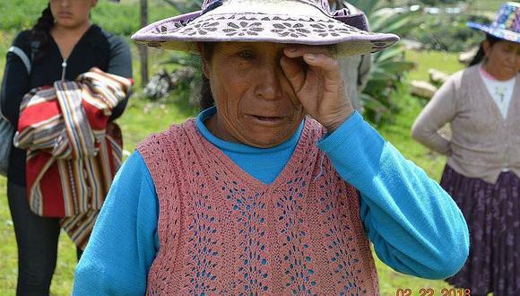 Zozobra en Cusco: Deslizamiento de tierra destruye casas y obliga a pobladores a huir a los cerros (FOTOS)