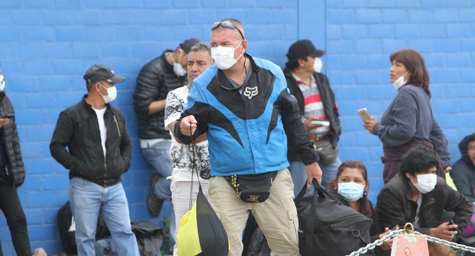 Embajadas gestionan vuelos para repatriación de extranjeros desde Arequipa