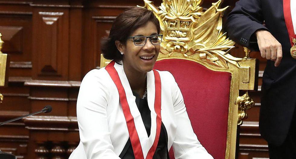Leyla Chihuán y el incremento en su patrimonio desde que está en el Congreso