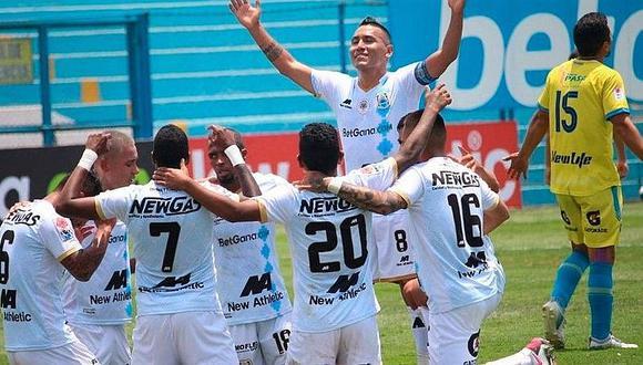 Deportivo Binacional se impuso al equipo de Carlos Stein